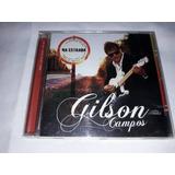 Cd Gilson Campos [ex Twister]  Na Estrada   Raridade